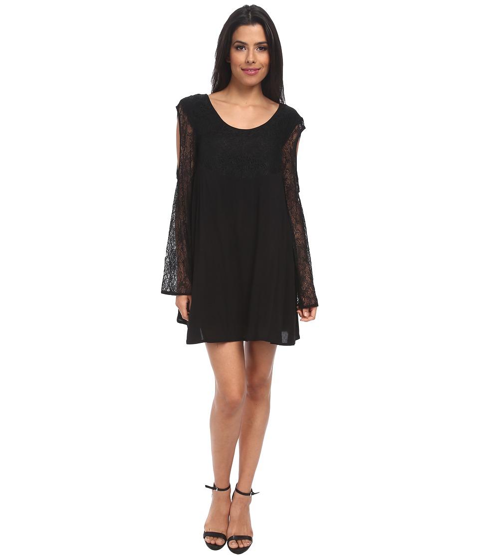 MINKPINK The Stella Dress (Black) Women