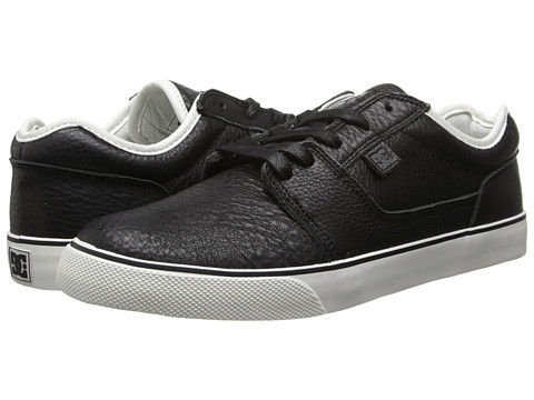 DC - Tonik LX (Black) Men's Lace up casual Shoes