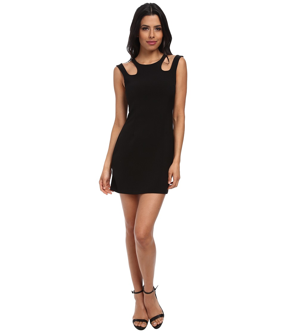 MINKPINK - Phantom Song Dress (Black) Women's Dress