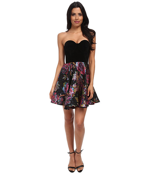 MINKPINK - Tahitian Twilight Dress (Multi) Women
