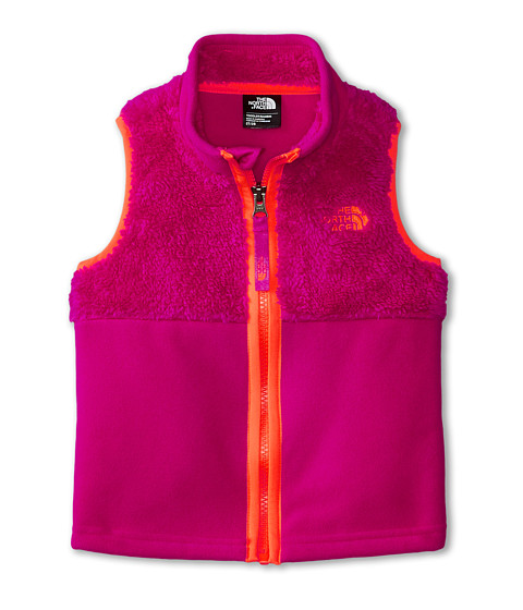 The North Face Kids - Chimboraza Vest (Toddler) (Luminous Pink) Girl