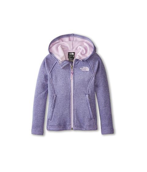 The North Face Kids - HW Agave Hoodie (Little Kids/Big Kids) (Starry Purple) Girl's Sweatshirt