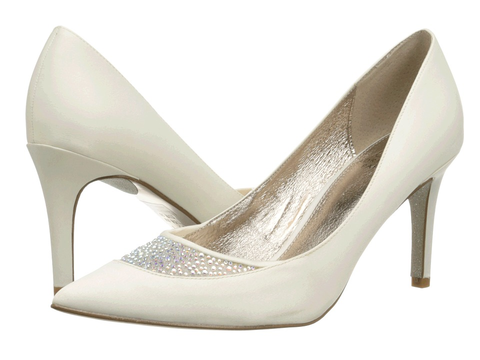 Adrianna Papell - Hampton (Ivory Satin) High Heels