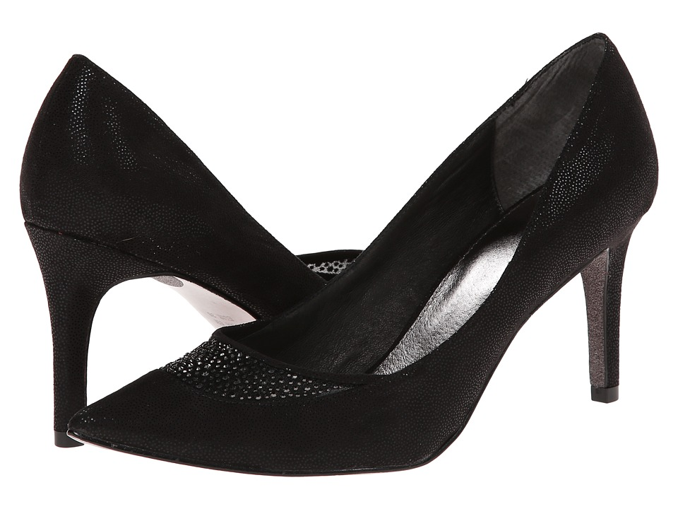 Adrianna Papell - Hampton (Black Fresco) High Heels