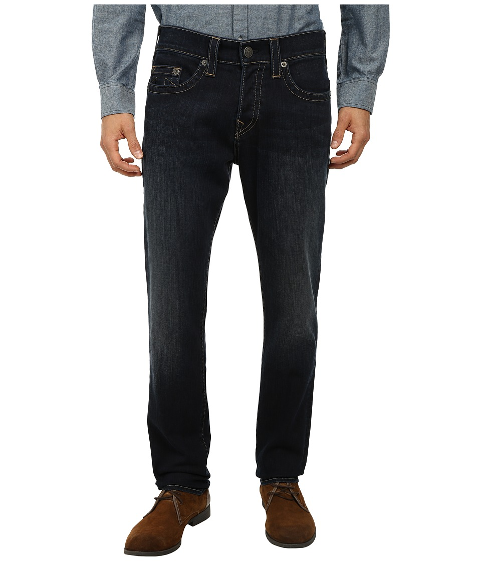 True Religion - Dean Relaxed Tapered No Flap in Rolling Water (Rolling Water) Men
