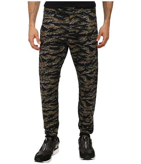 True Religion - Printed Camo Runner Pant (Printed Camo) Men