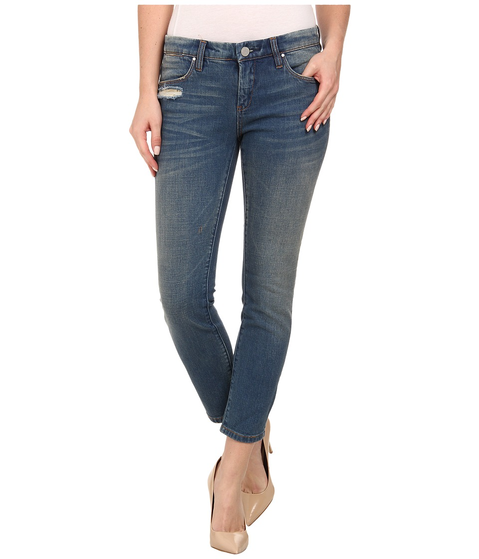 Blank NYC - Denim Crop Skinny in Jeepin (Jeepin) Women's Jeans