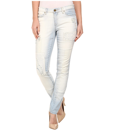 Blank NYC - Patchwork Skinny in Light Denim (Light Denim) Women's Jeans