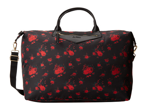 Sam Edelman - Sporty Chic Weekender (Black Multi) Weekender/Overnight Luggage