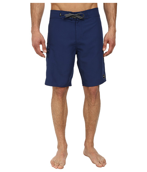 Vans - Classic Solid Boardshort (Evil Blue) Men's Swimwear