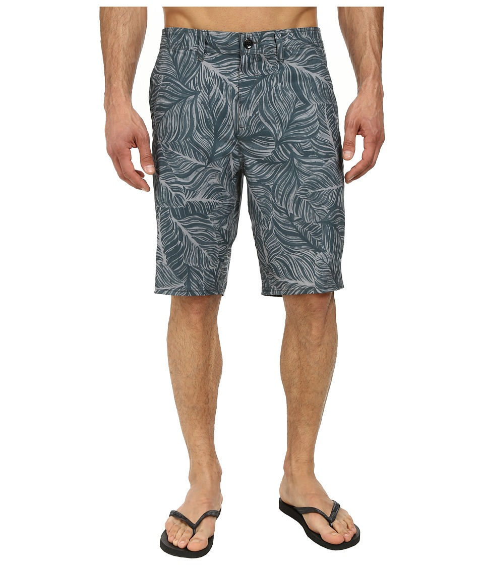 Vans - Jalama Print Decksider (Open Leaf) Men's Shorts