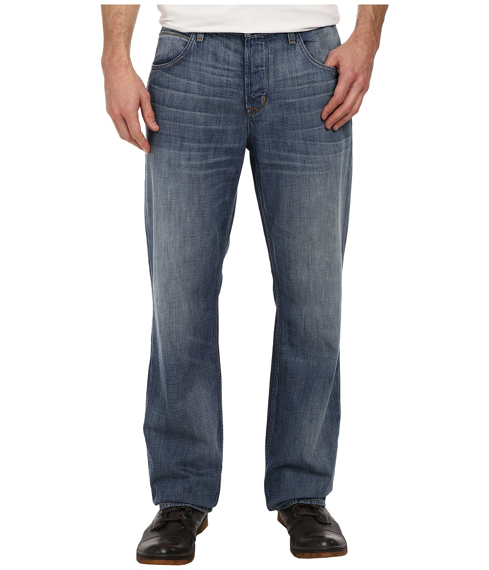 Hudson - Wilde Relaxed Straight in Betrayal (Betrayal) Men's Jeans