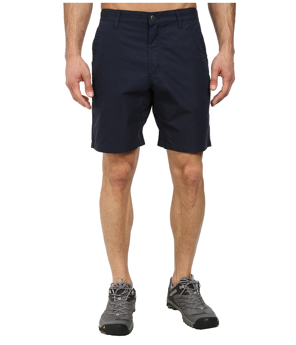 Mountain Khakis - Poplin Short (Navy) Men's Shorts