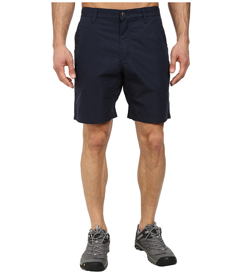 Mountain Khakis - Poplin Short (Navy) Men