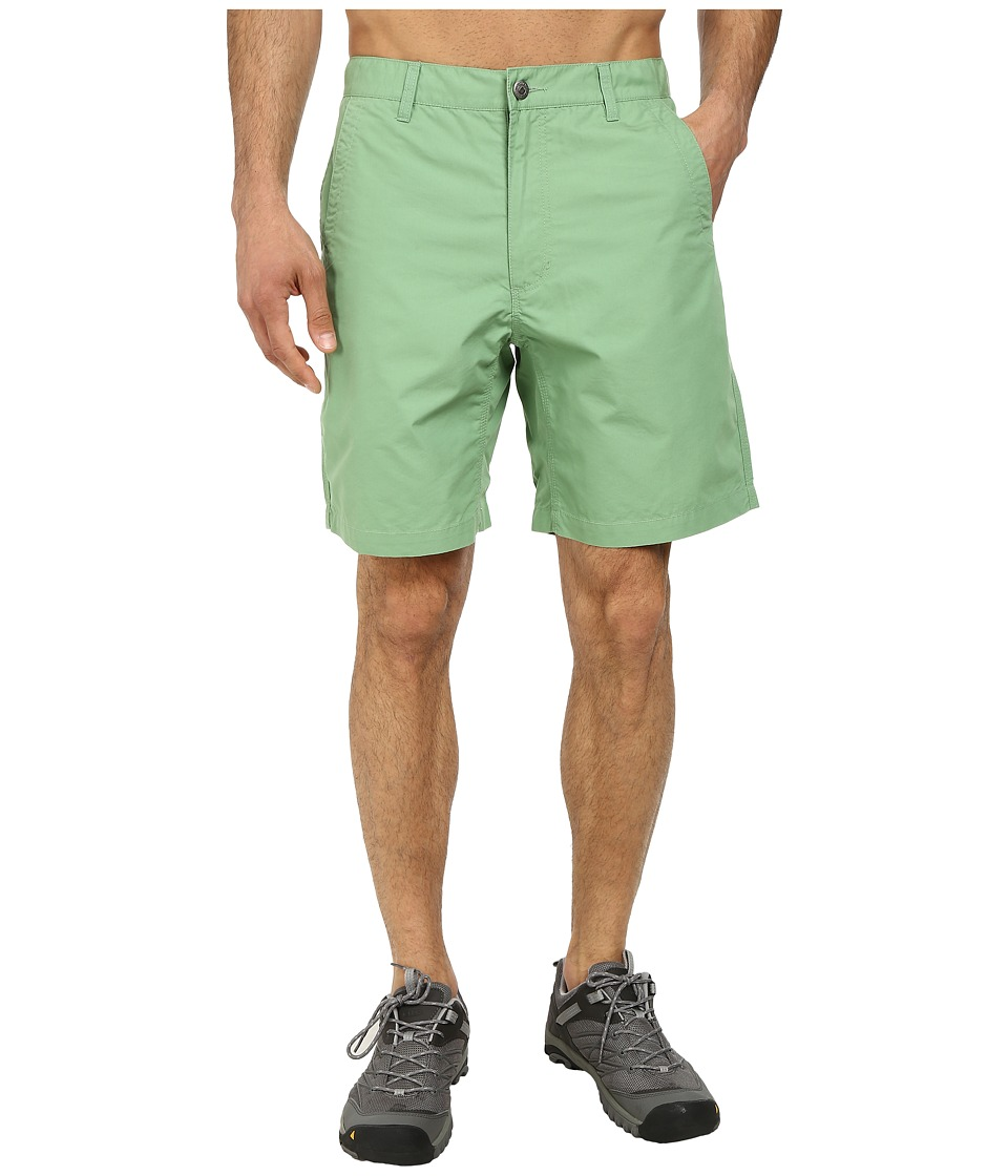 Mountain Khakis - Poplin Short (Mint) Men's Shorts