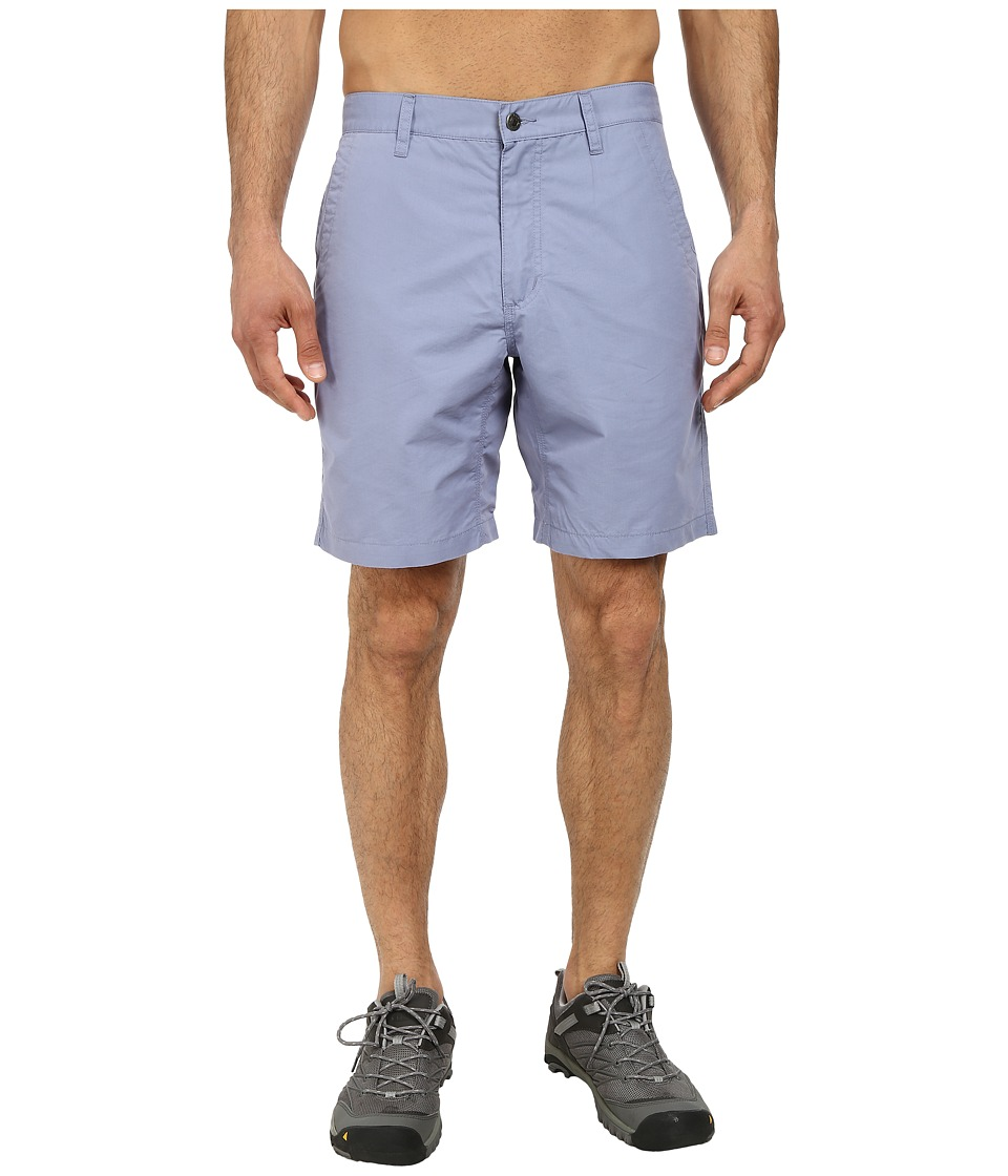 Mountain Khakis - Poplin Short (Bahama Blue) Men's Shorts
