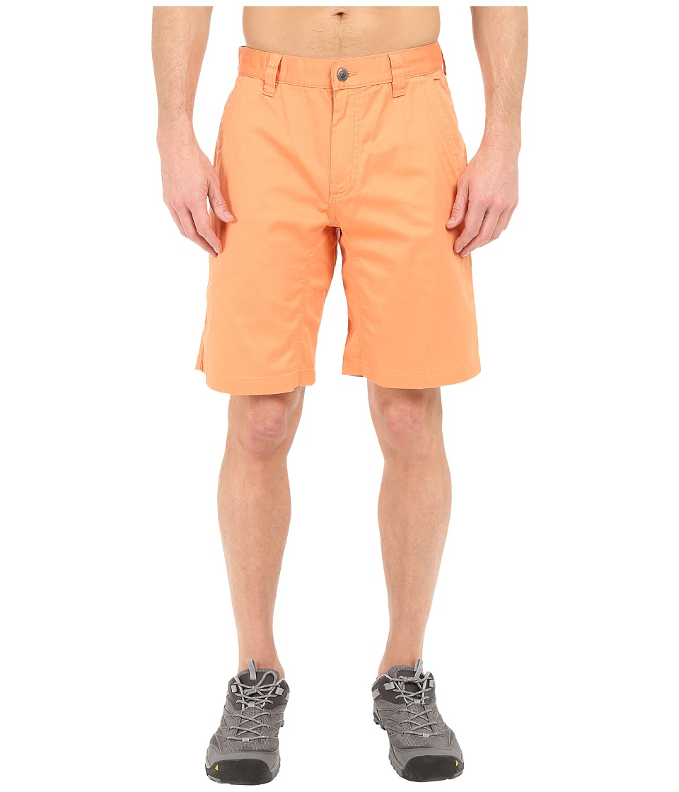 Mountain Khakis - Lake Lodge Twill Short (Clementine) Men's Shorts