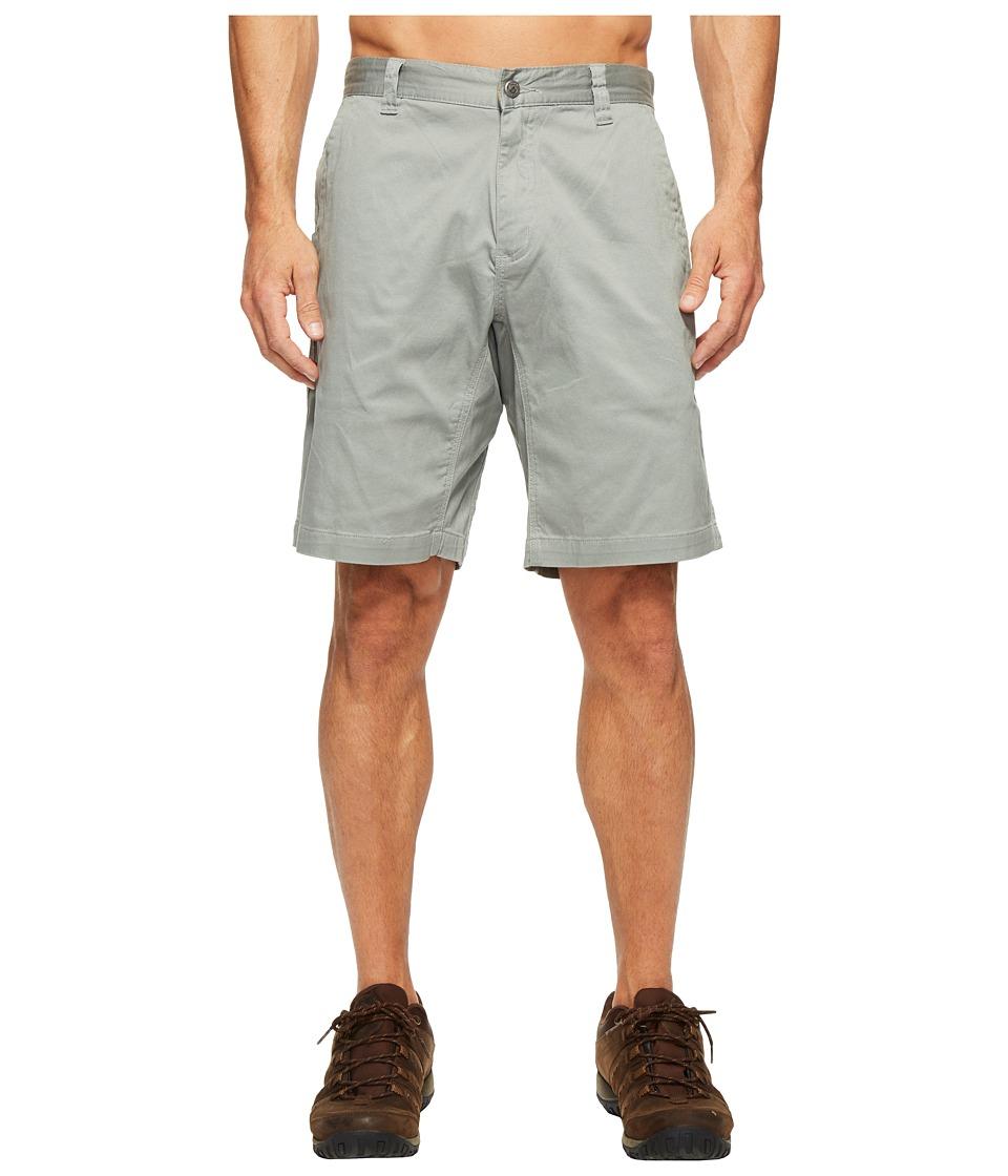 Mountain Khakis - Lake Lodge Twill Short (Willow) Men's Shorts
