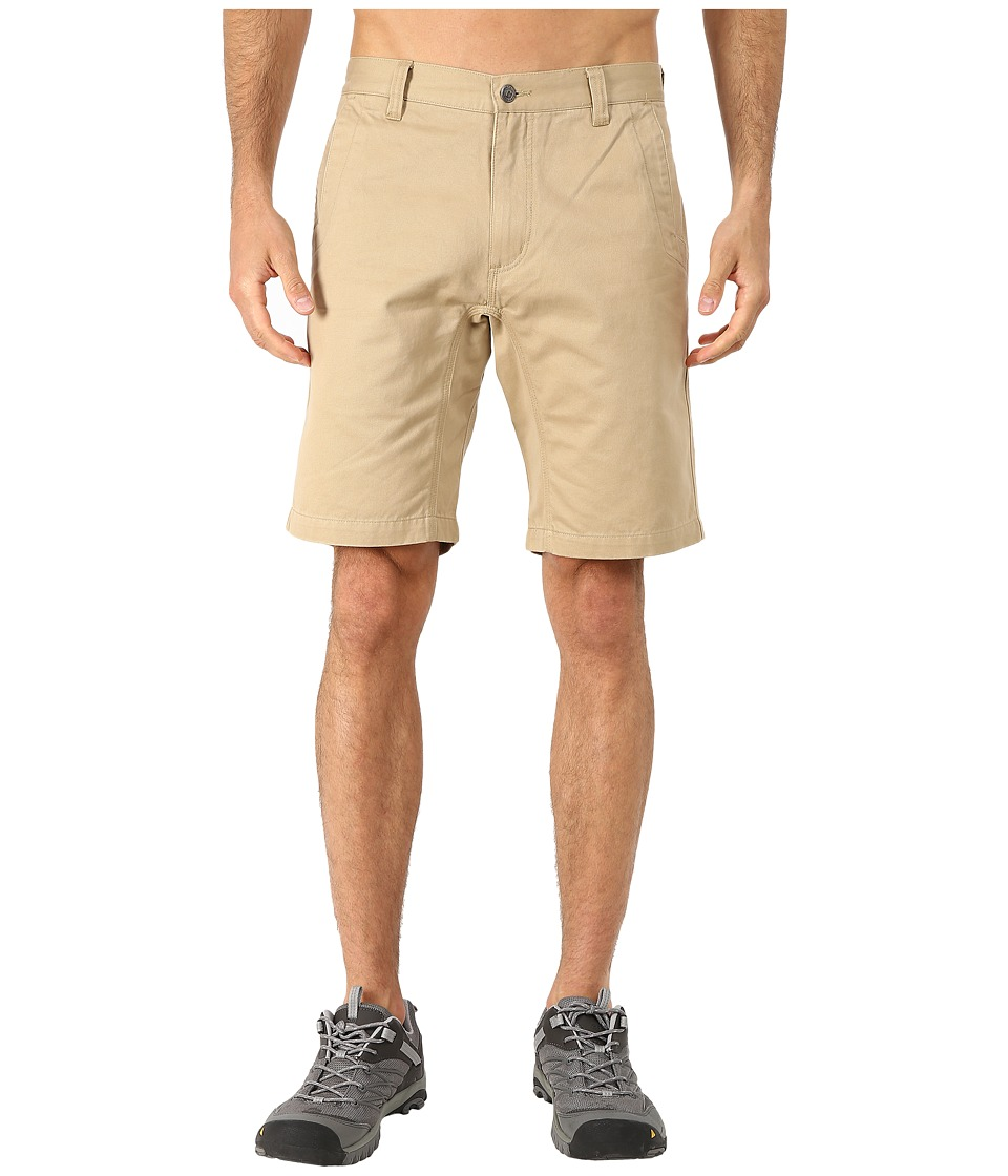 Mountain Khakis - Slim Fit Teton Twill Short (Retro Khaki) Men's Shorts