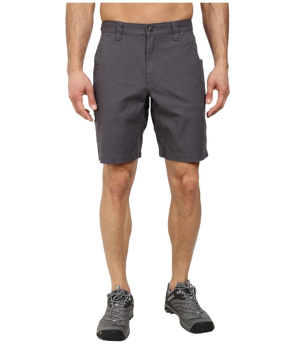 Mountain Khakis - Alpine Utility Short (Granite) Men's Shorts