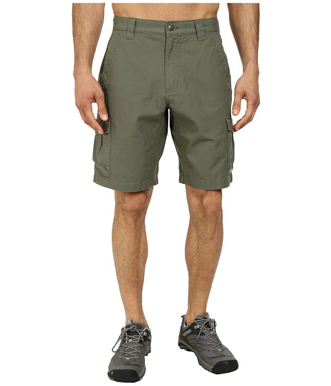 Mountain Khakis - Original Cargo Short (Moss) Men's Shorts