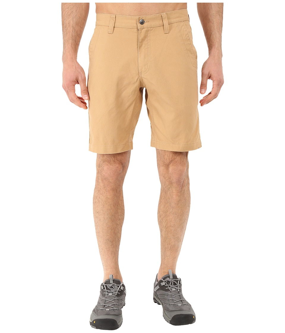 Mountain Khakis - Slim Fit Alpine Utility Short (Yellowstone) Men's Shorts