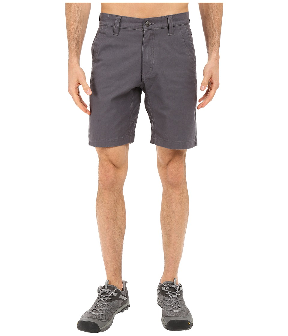Mountain Khakis - Slim Fit Alpine Utility Short (Granite) Men's Shorts