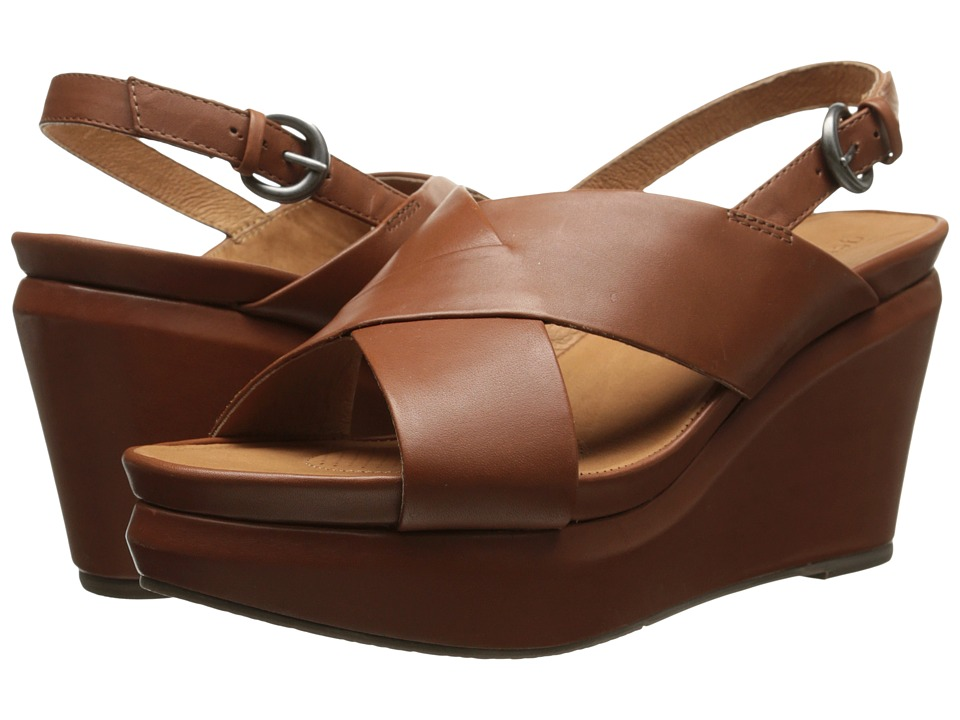 Gentle Souls Jayne (Cognac Leather) Women