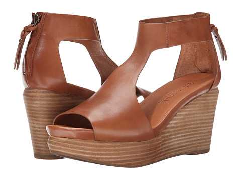 Gentle Souls - Juniper Tea (Cognac Leather) Women