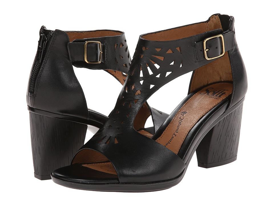 Sofft - Parminda (Black M-Vege) High Heels