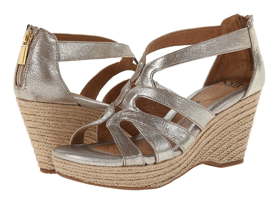 Sofft - Mariana (Satin Gold Grid) Women