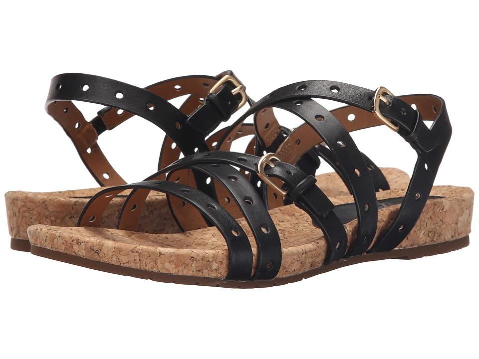 Sofft - Malana (Black M-Vege) Women's Sandals