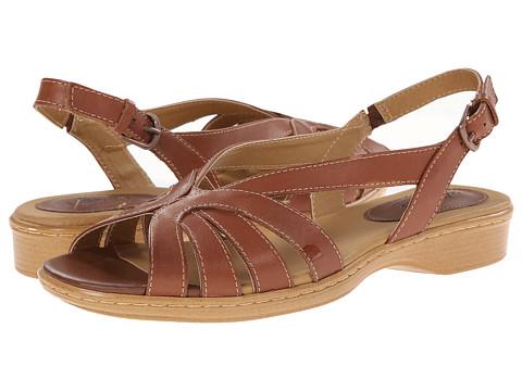 Softspots - Haley (Cymbal Tan M-Vege) Women's 1-2 inch heel Shoes