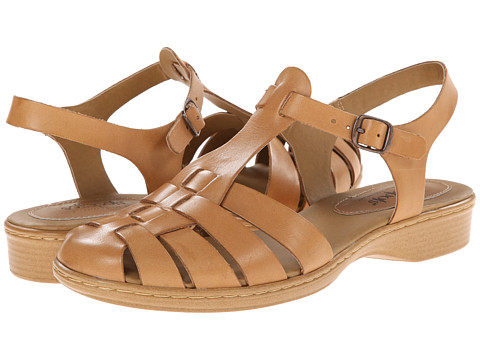 Softspots - Holly (Light Tan M-Vege) Women's Sandals