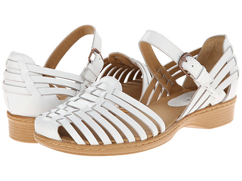 Softspots - Hanna (White M-Vege) Women's Sandals