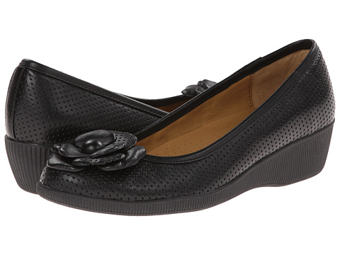 Softspots - Salena (Black Velvet Sheep Nappa) Women