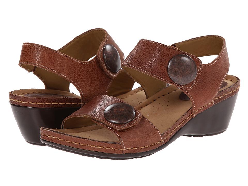 Comfortiva - Pamela - Soft Spots (Nutmeg Melba) Women's Sandals