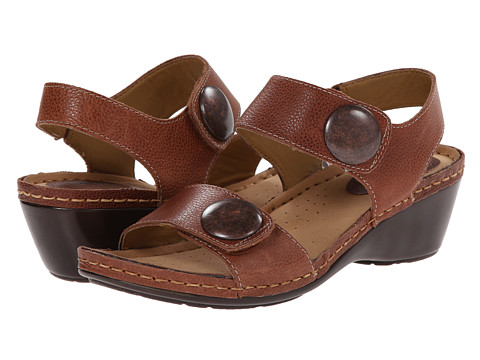 Softspots - Pamela (Nutmeg Melba) Women's Sandals