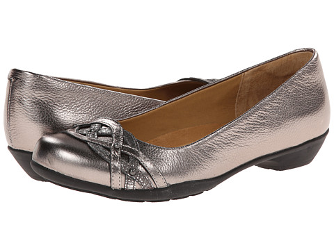 Softspots - Piccola (Anthracite/Nero Cow Metallic/Epic) Women's 1-2 inch heel Shoes