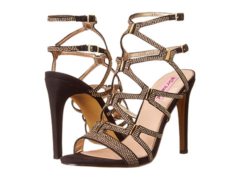 Betsey Johnson - Ritzyy (Black Multi) High Heels