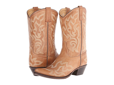 Old West Boots - 18054 (Tan Canyon) Cowboy Boots