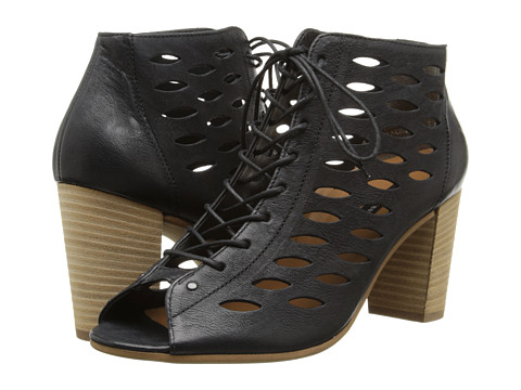 Paul Green - Catalina (Black Leather) High Heels