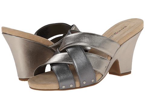 Bandolino - Beefine (Pewter/Dark Pewter Synthetic) Women