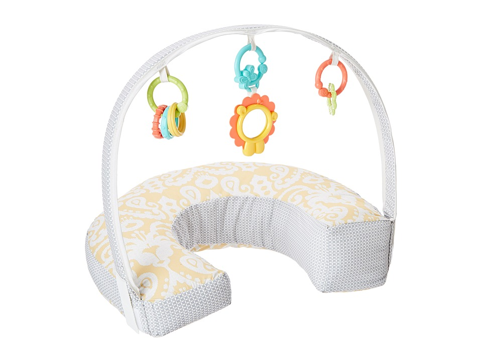 Fisher Price - Perfect Position 4-in-1 Nursing Pillow (Grey/Yellow) Accessories Travel