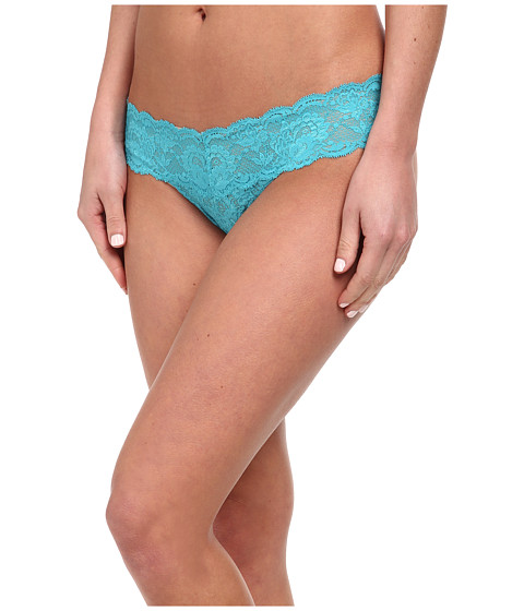 Cosabella - Never Say Never Cutie Lowrider Thong (Babylon Blue) Women
