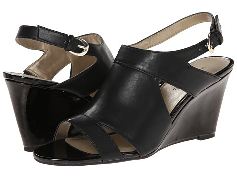 Bandolino - Tapa (Black Synthetic) Women's Shoes