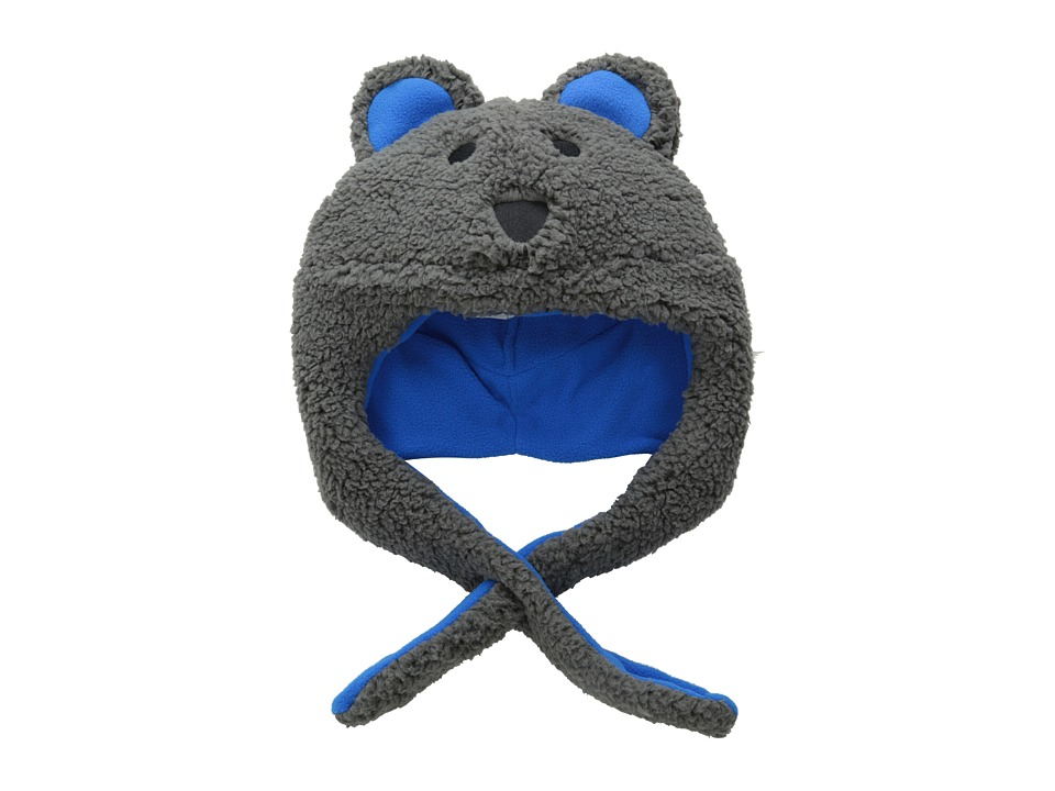 Columbia Kids - Tiny Bear Hat (Infant/Toddler) (Boulder/Hyper Blue) Knit Hats