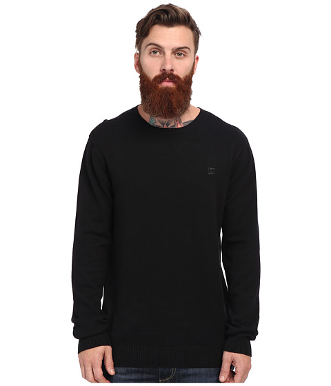 DC - Sabotage Sweater (Black) Men's Sweater