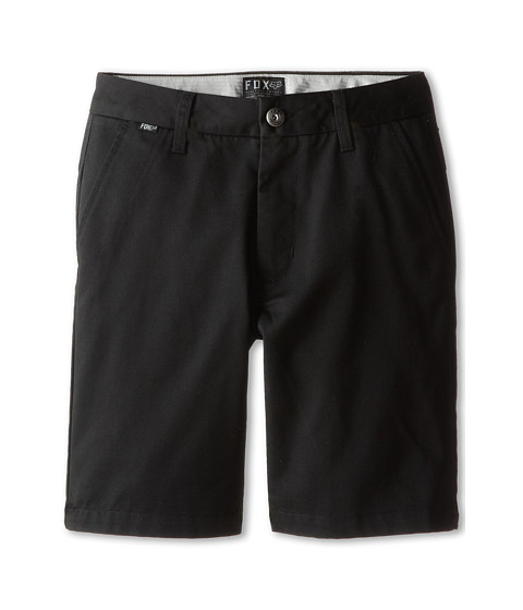 Fox Kids - Essex Short (Big Kids) (Black) Boy's Shorts