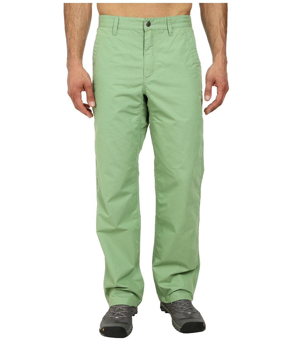 Mountain Khakis - Poplin Pant (Mint) Men's Casual Pants